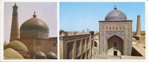 Сответские открытки. (33 Часть). Хивы (27 открыток)