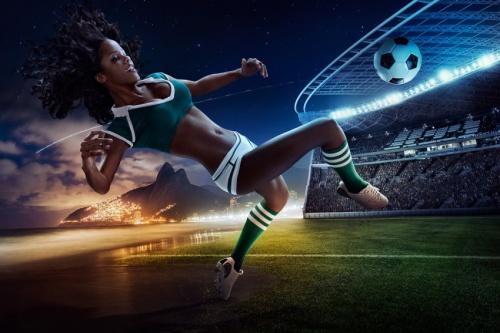 Мужской календарь. Чемпионат мира по футболу 2014 (12 фото) (эротика)