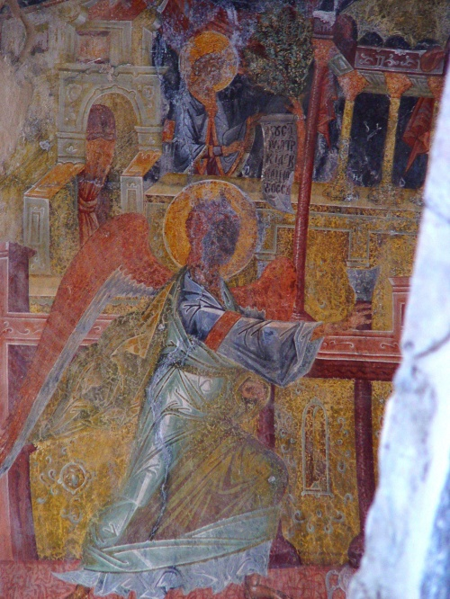 Византия (12 Часть). Мистра (130 открыток)