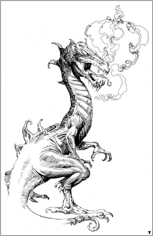 Фантастический арт от Boris Vallejo (388 работ)