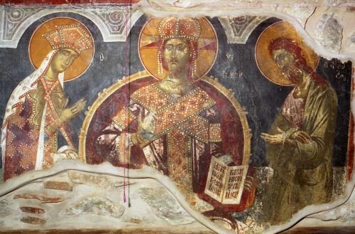 Византия (20 Часть). Церковь Святого Афанасия Музаки (13 в.), Кастория (45 открыток)