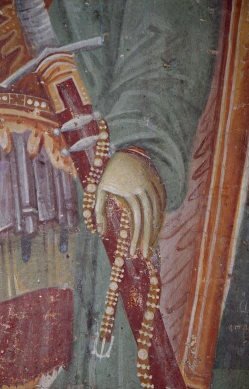 Сербия (6 Часть). Фрески церкви св. Никиты. Сербия (1320 гг.) (474 работ)