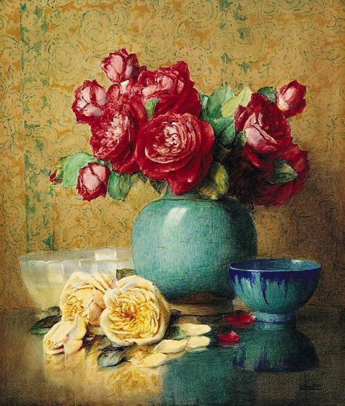 Натюрморты Isidore Rosenstock (1880-1956) (35 работ)