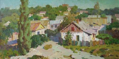 Художник Игорь Тужиков (78 работ)