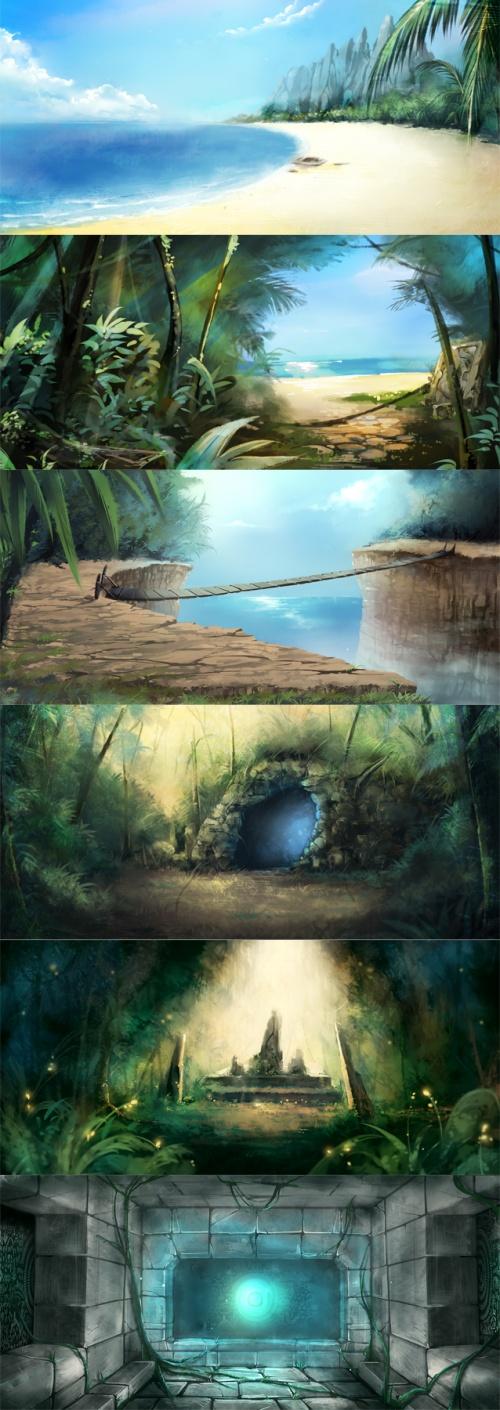 Works by tooaya (part 2)