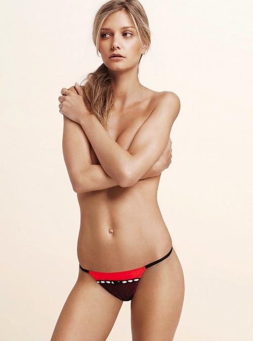 Mathilde Frachon - Victoria's Secret Photoshoot 2013 (51 фото)