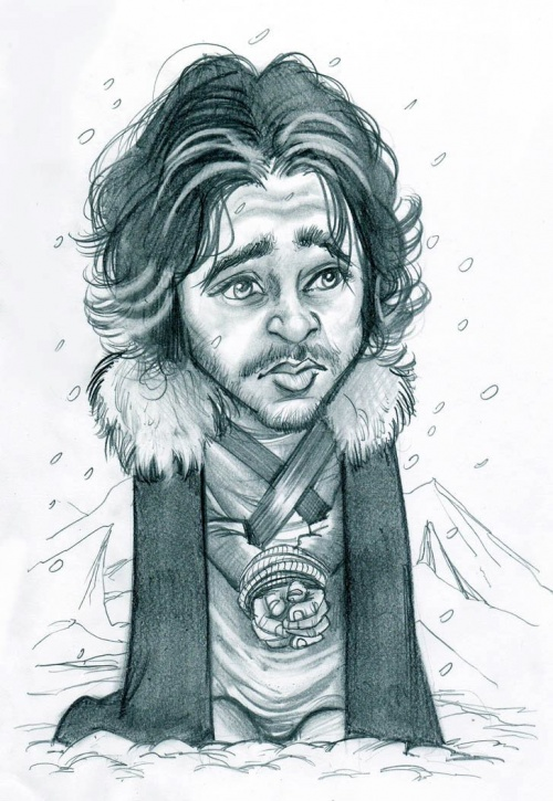 Иллюстратор Mike Krome (155 работ)