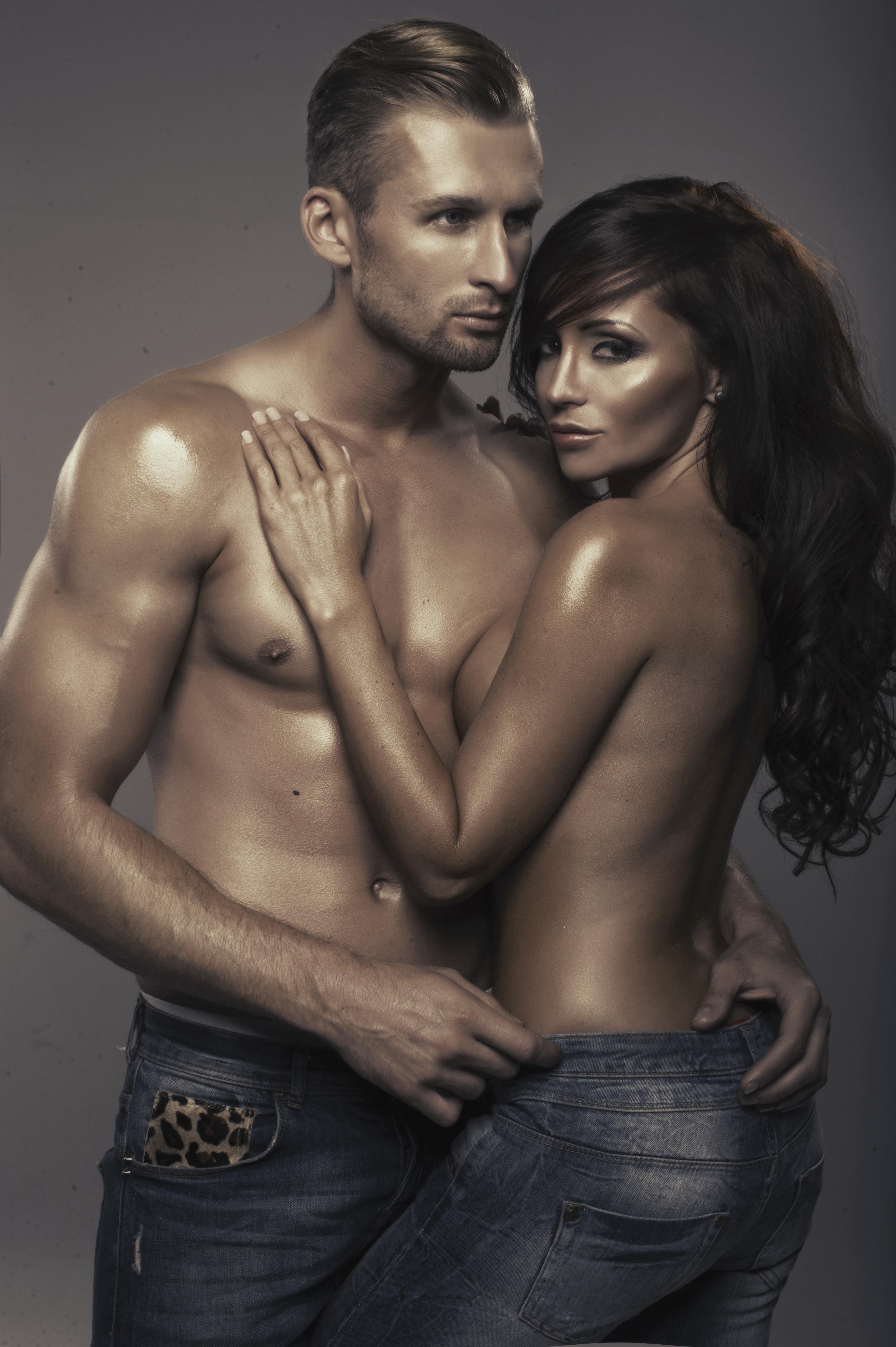 Эротические картинки мужчин и женщин — photo 6
