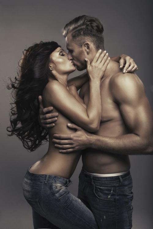 Мужчина и женщина (9 фото)