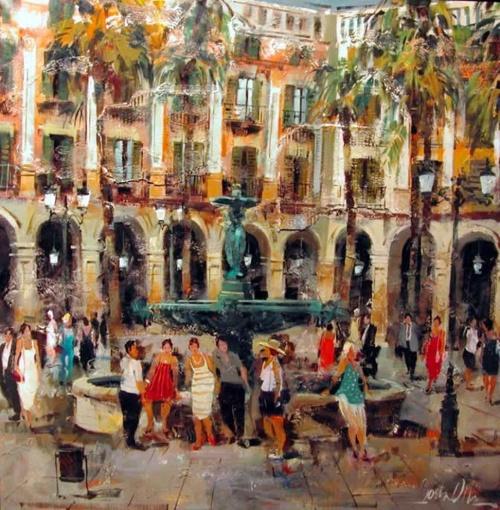 Artist Josep Costa Vila (работ)
