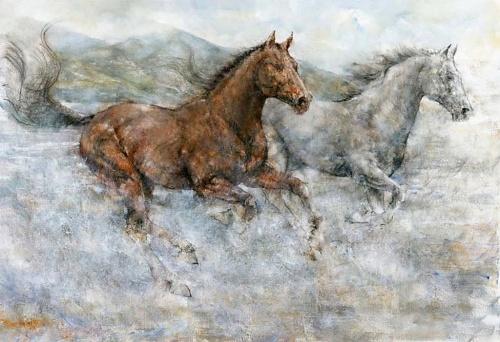 Artworks of Gary Benfield (130 работ)