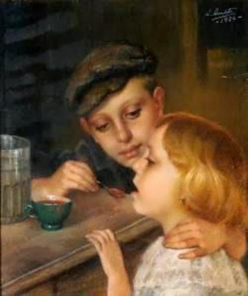 Художник Luigi Amato (1898-1961) (44 работ)