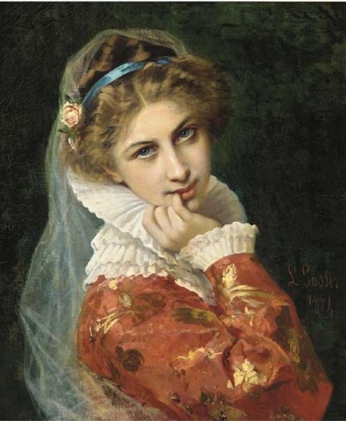 Итальянский художник Leonardo Gasser  (9 работ)