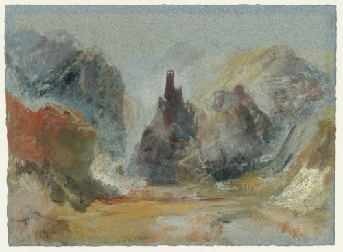 Artworks by Joseph Mallord William Turner (1530 работ)