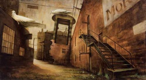 Artist Brin Levinson (45 работ)