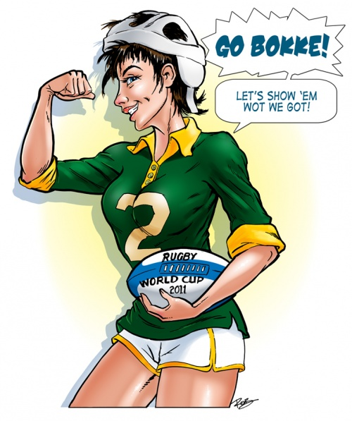 Cartoonist Rob Hooper (210 работ)