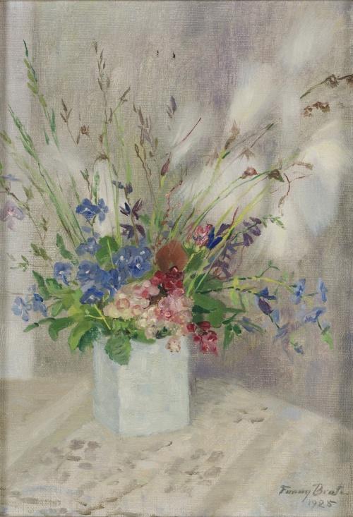 Шведский художник Fanny Brate (1861 – 1940, Swedish) (28 работ)