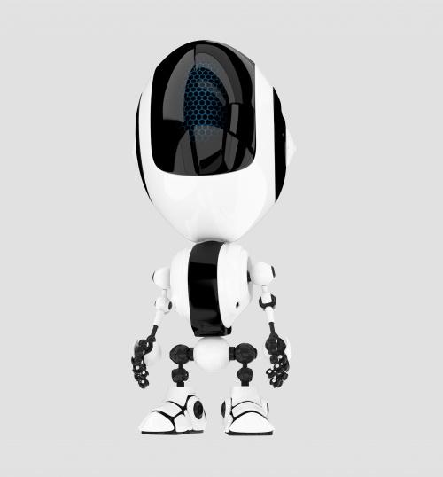 Роботы (5 фото)