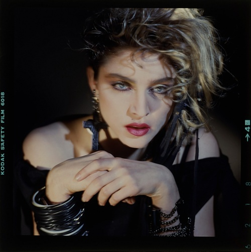 Madonna by George Holz (фото)