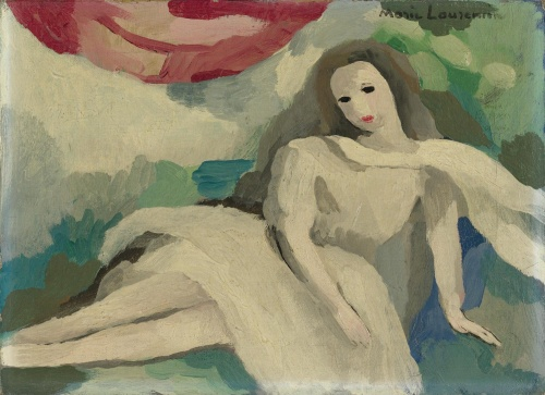 Artworks by Marie Laurencin (1885 - 1956) (77 работ)