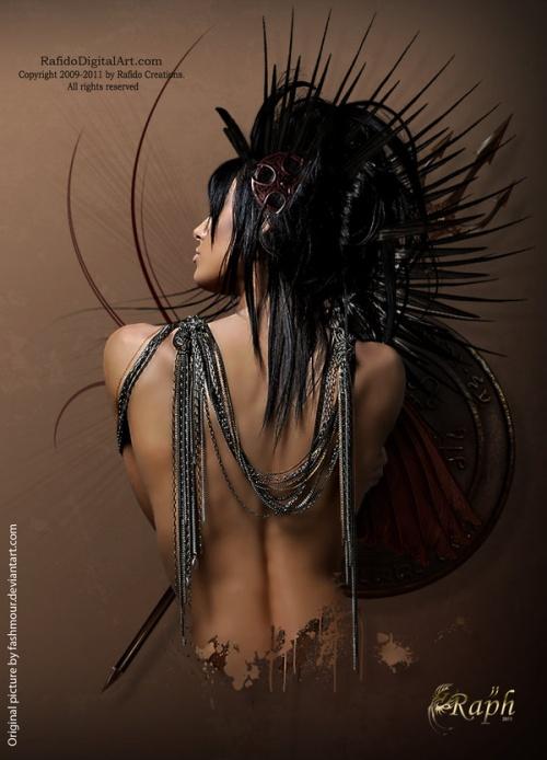 Raphael Francavilla, French Digital Artist (78 работ)