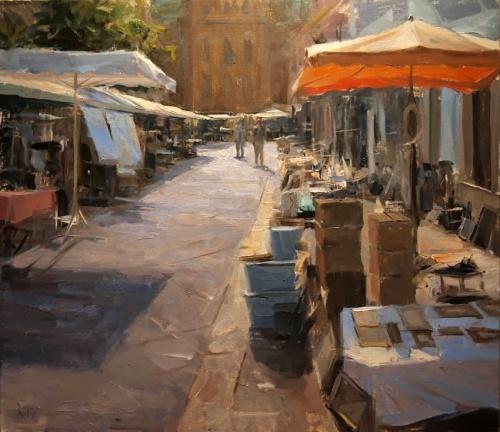 Artist Derek Penix (51 работ)