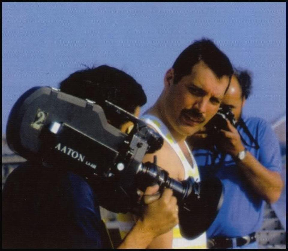 Freddie mercury and queen фредди меркури и