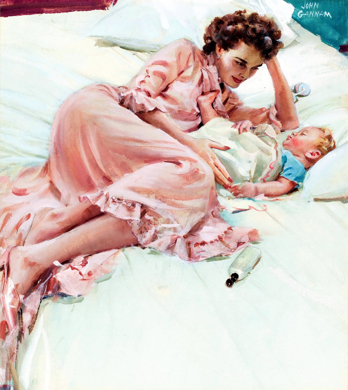 Спящая матьи сын 18 фотография