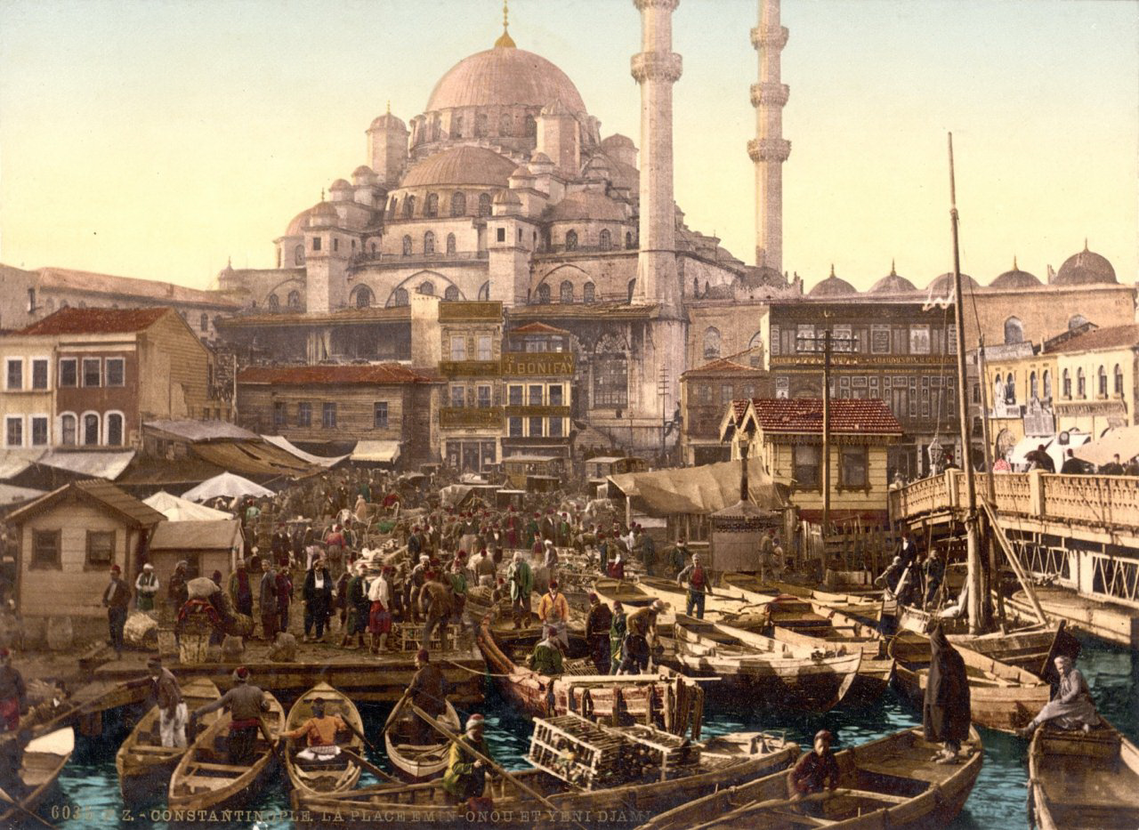 a history of constantinople the gateway city