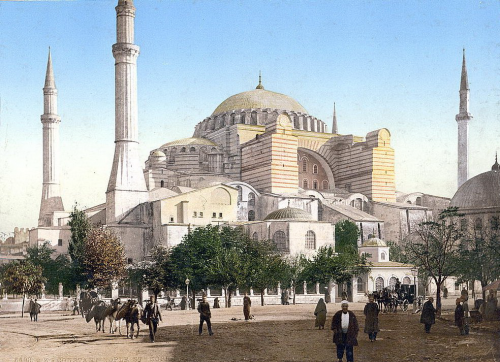 Константинополь конца XIX-го века (32 работ)