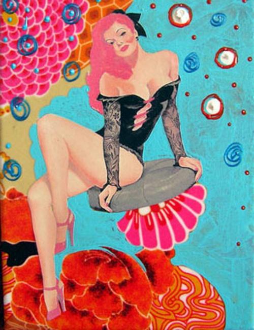 Artist Raquel Gralheiro (35 работ)