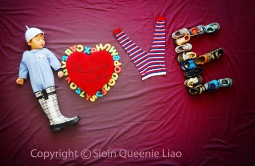 Фотограф Queenie Liao (фото)