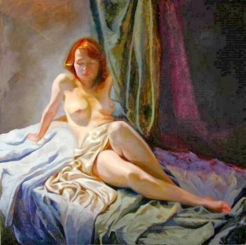 Artist Leszek Piotrowski