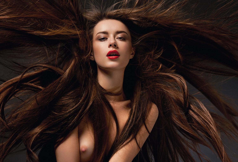 Фотографии красивых волос девушек 6 фотография