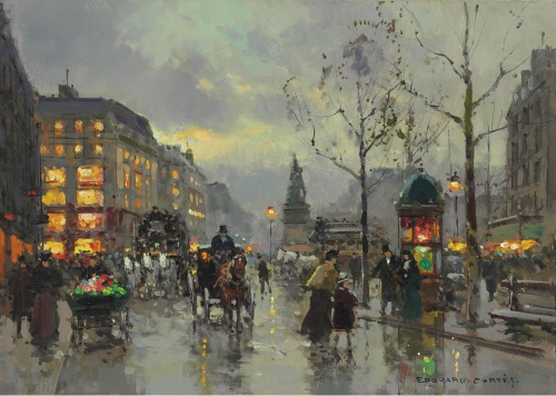 Artworks by Edouard Leon Cortes (1882-1969) (143 работ)