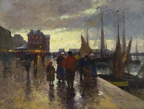 Artworks by Edouard Leon Cortes (1882-1969) (143 работ)