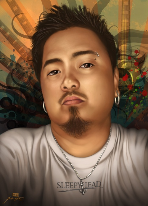 Ferdinand D. Ladera, Digital Artist - Philippines (55 работ)