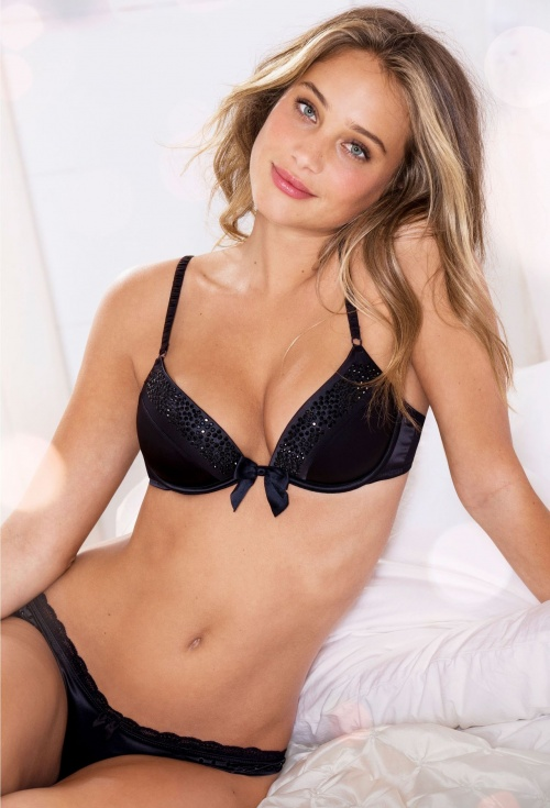 Ханна Дэвис / Hannah Davis - Aerie Lingerie November & Holiday 2013 (98 фото)