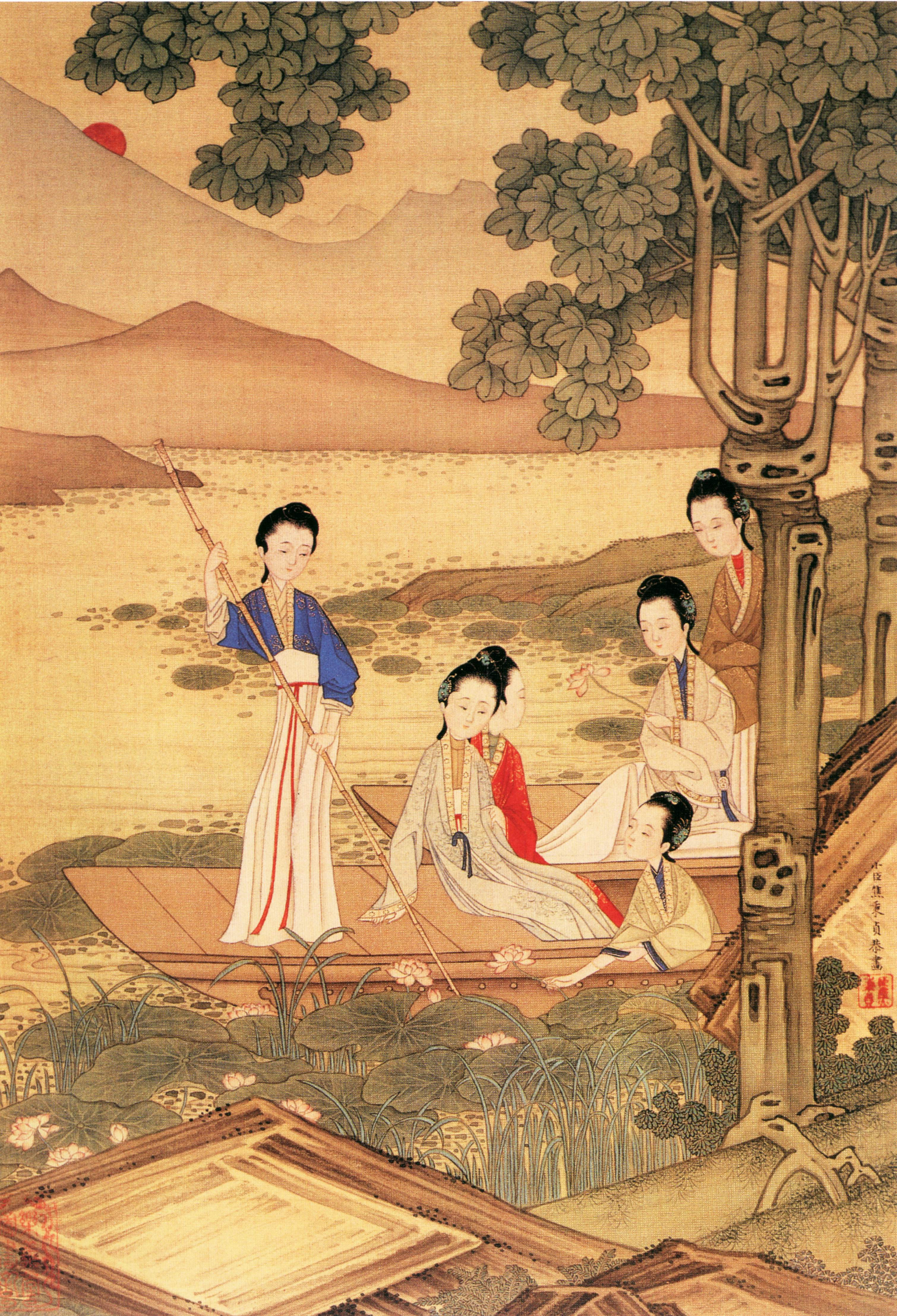 an appreciation and understanding of the chinese art during the mind dynasty