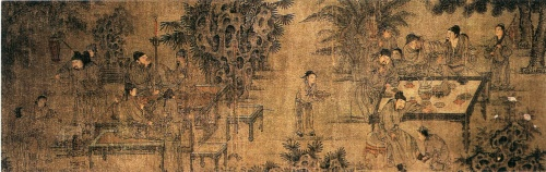 Ancient Chinese Painting Masterworks (443 работ)