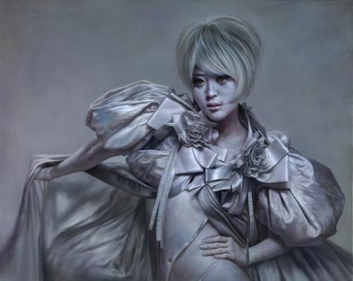 Жуткие красавицы Lo Chan Peng (84 работ)