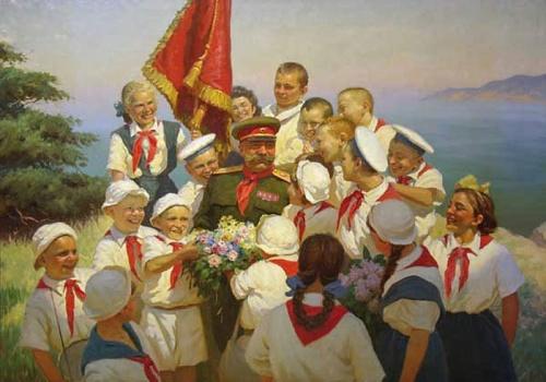 Советская Пионерия (работ)