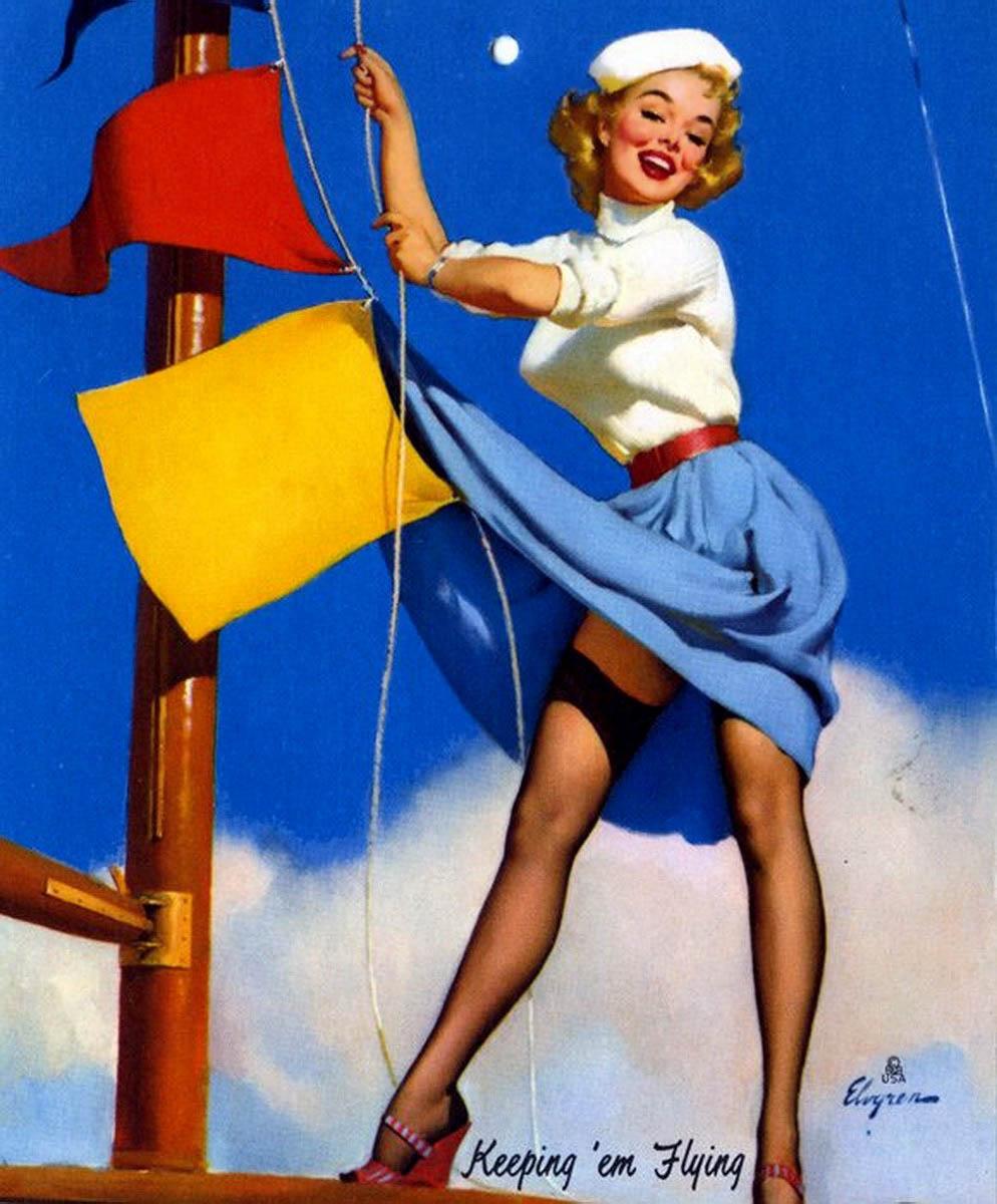 Поздравления моряку девушки