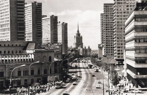 Старая Москва (131 фото)