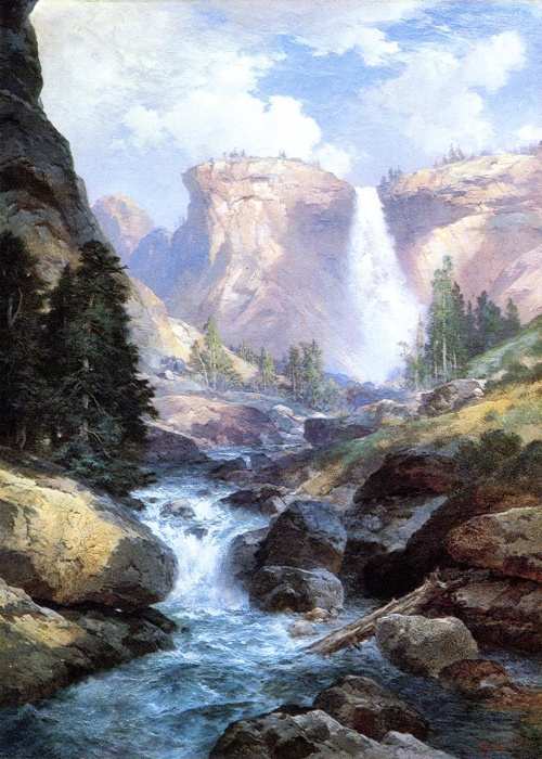 Thomas Moran Paintings (60 работ)