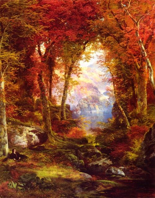 Thomas Moran Paintings (60 фото)