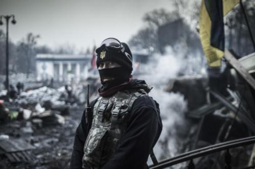 Киев 2014... Фотограф Barbaros Kayan (27 фото)