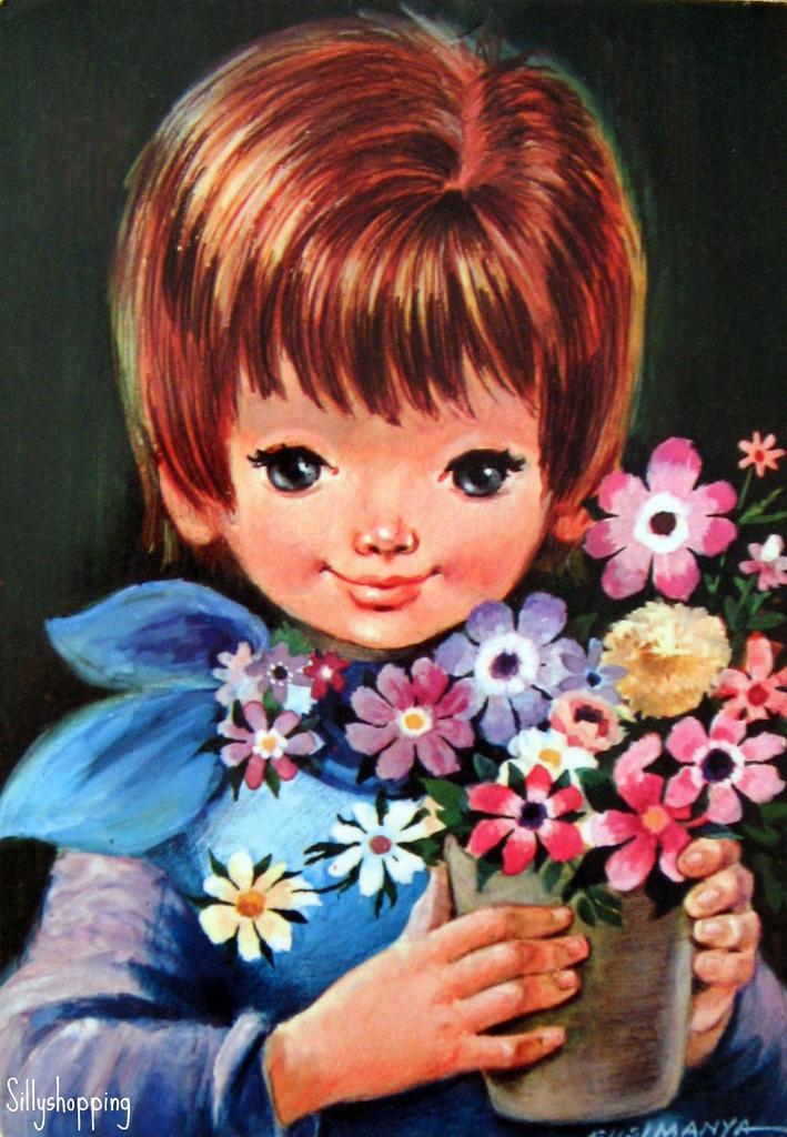Красивые букеты цветов из бумаги своими руками 5