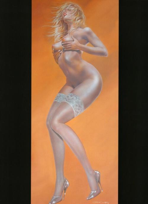 The art of Gennadiy Koufay (63 фото)