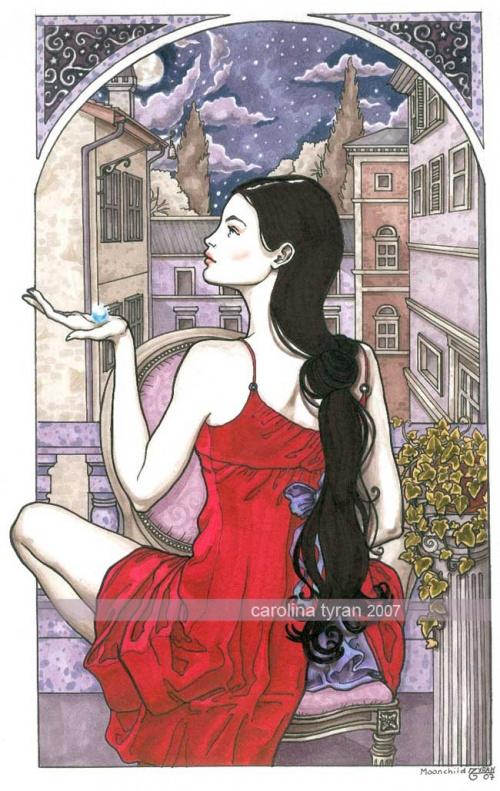 Работы Carolina Tyran (94 работ)